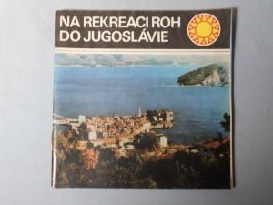 náhled knihy - Na rekreacích ROH do Jugoslávie