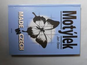 náhled knihy - Prezidentem být nechci Motýlek Made in czech