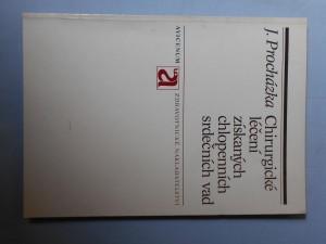 náhled knihy - Chirurgické léčení získaných chlopenních srdečních vad