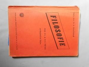 náhled knihy - Filosofie pro VII. a VIII. třídu středních škol ... přepracovaný dotisk vydání z roku 1936 ...