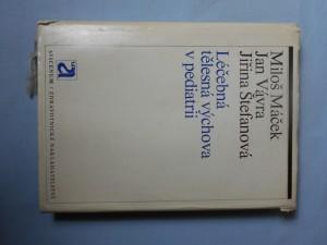náhled knihy - Léčebná tělesná výchova v pediatrii