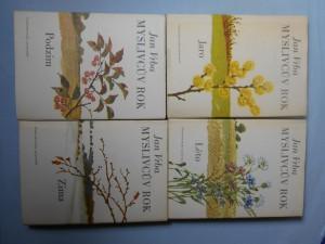 náhled knihy - Myslivcův rok : (Jaro - léto - podzim - zima)