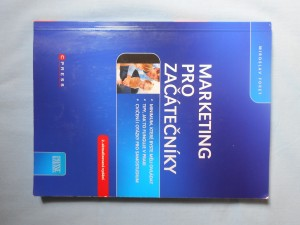 náhled knihy - Marketing pro začátečníky