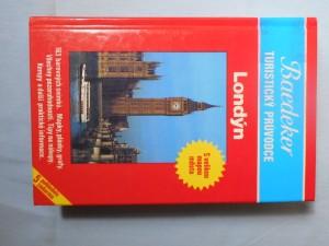 náhled knihy - Londýn : turistický průvodce