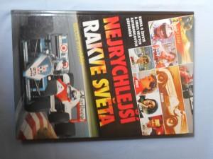 náhled knihy - Nejrychlejší rakve světa : Kniha o životě a smrti velkých automobilových závodníků