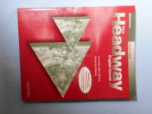 náhled knihy - Headway : Elementary Teacher's book, English course