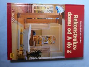 náhled knihy - Rekonstrukce domu od A do Z