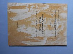 náhled knihy - Příručka mapování pseudokrasu = Manual of Pseudokarst Mapping