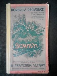náhled knihy - Z Českých Budějovic k pramenům Vltavy
