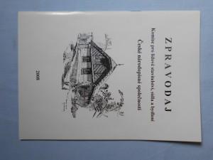 náhled knihy - Zpravodaj Komise pro lidové stavitelství, sídla a bydlení České národopisné společnosti