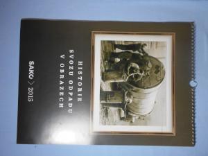 náhled knihy - Historie svozu odpadu v obrazech : Nástěnný kalendář