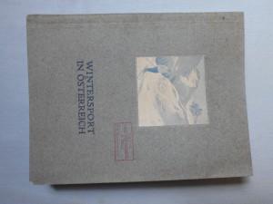 náhled knihy - Wintersport in Österreich