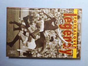 náhled knihy - Fotbalové legendy