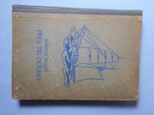 náhled knihy - Přes tři oceány