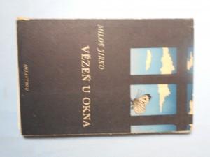 náhled knihy - Vězeň u okna : verše z let 1940-1945