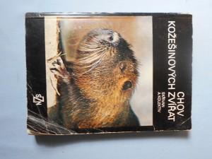 náhled knihy - Chov kožešinových zvířat