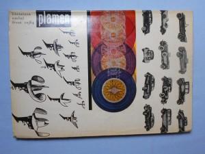 náhled knihy - Plamen 10/64 : Měsíčník pro literaturu, umění a život, ročník šestý, říjen