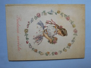 náhled knihy - Prodaná nevěsta : Komická opera o 3 dějstvích