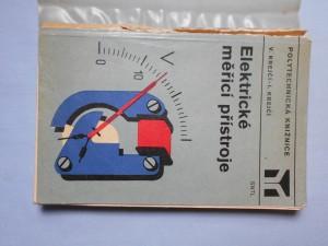 náhled knihy - Elektrické měřicí přístroje
