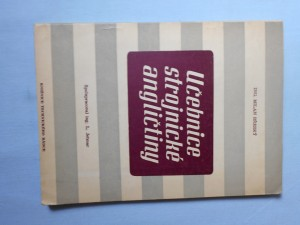 náhled knihy - Učebnice strojnické angličtiny