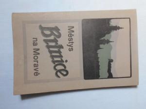 náhled knihy - Městys Brtnice na Moravě