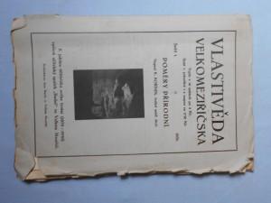 náhled knihy - Vlastivěda Velkomeziříčska : Sešit 1. Poměry přírodní (K jubileu 60letého svého trvání 1870-1930)
