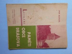 náhled knihy - Paměti obce Drásova