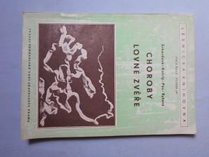 náhled knihy - Choroby lovné zvěře