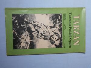náhled knihy - Tarzan. Svazek 5, Tarzan a poklad Oparu