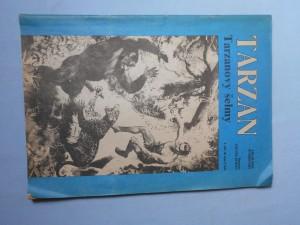 náhled knihy - Tarzan. Díl 3, Tarzanovy šelmy Tarzanovy šelm
