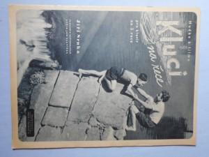 náhled knihy - Hudba k filmu Kluci na řece pro klavír na 2 ruce
