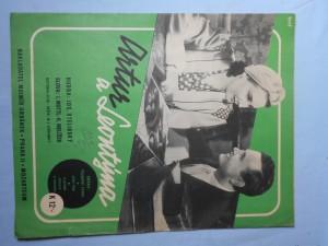 náhled knihy - Půlnoční tango, Kosí fox : Hudba z filmu Artur a Leontýna