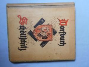 náhled knihy - Dorfbuch Schöllschitz