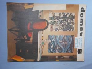 náhled knihy - Domov 5/1982 : Bytová kultura a technika v domácnosti