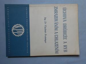 náhled knihy - Úschova drůbeže a ryb zmrazováním a chlazením