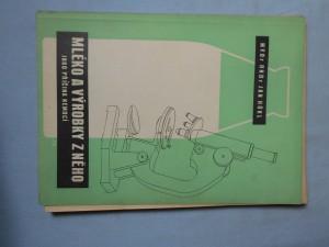 náhled knihy - Mléko a výrobky z něho jako příčina nemocí
