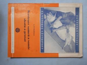 náhled knihy - Kastrace samců a samic skotu a prasat : Určeno pro střední kádry veterinárních a zootechnických pracovníků