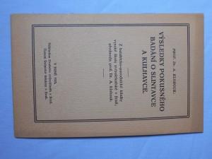 náhled knihy - Výsledky pokusného bádání o slintavce a kulhavce