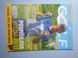 náhled knihy - Časopis Golf, ročník XXVII, číslo 6/2019