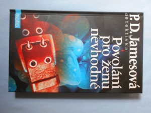 náhled knihy - Povolání pro ženu nevhodné