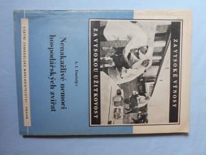 náhled knihy - Nenakažlivé nemoci hospodářských zvířat