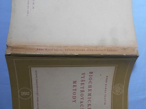náhled knihy - Biochemické vyšetřovací metody : Pomocná kniha pro zdravotnické školy, obor zdravotních laborantů