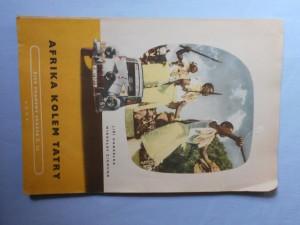 náhled knihy - Afrika kolem tatry