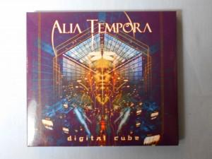 náhled knihy - Alia Tempora - Digital cube