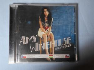 náhled knihy - Amy Winehouse - Back to black