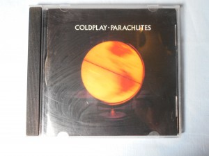 náhled knihy - Coldplay - Parachutes