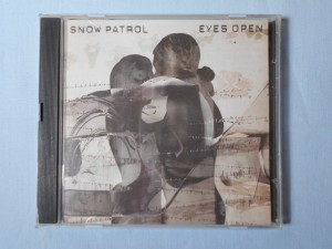 náhled knihy - Snow patrol - Eyes open