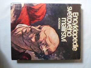 náhled knihy - Encyklopedie světového malířství