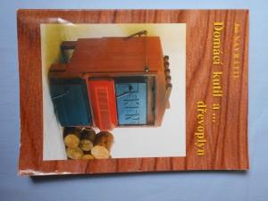 náhled knihy - Domácí kutil a - dřevoplyn