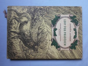 náhled knihy - Lovy pod Pradědem